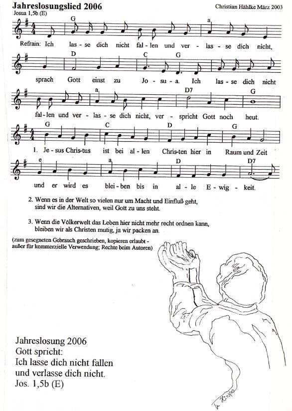 lied kleines senfkorn hoffnung text